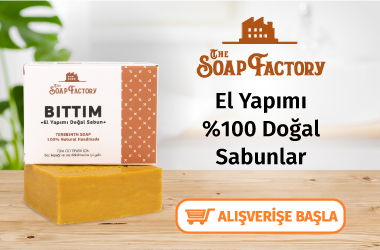 The Soap Factory Bıttım Sabunu