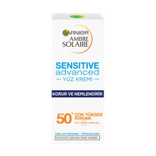 Garnier - Garnier Ambre Solaire Sensitive Advanced Koruyucu 50 ml